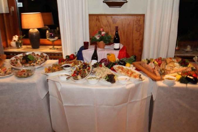 Kulinarischer Chanson-Abend mit Sarah Hickethier am 27.10.2018