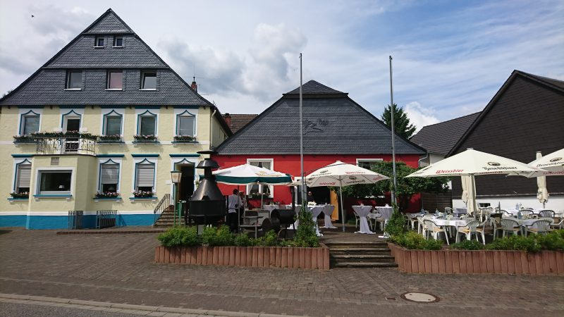 Salsa-Brunch mit Heidrun Görgen am 22. September 2019