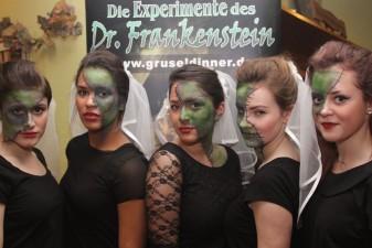 Die Experimente des Dr. Frankenstein