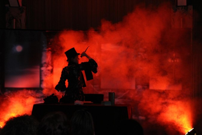 "Gruseldinner ""Jack the Ripper"" am 02. März 2019"