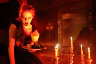 Gruseldinner Frankenstein am 17.01.2015