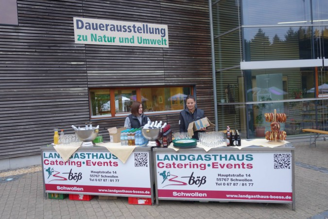 Nationalpark-Fest in Schwollen am 26. Mai 2016