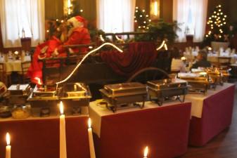 Landgasthaus Boess Weihnachten 2013