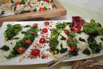 vegetarische_Vorspeisenplatte_Landgasthaus_Boess